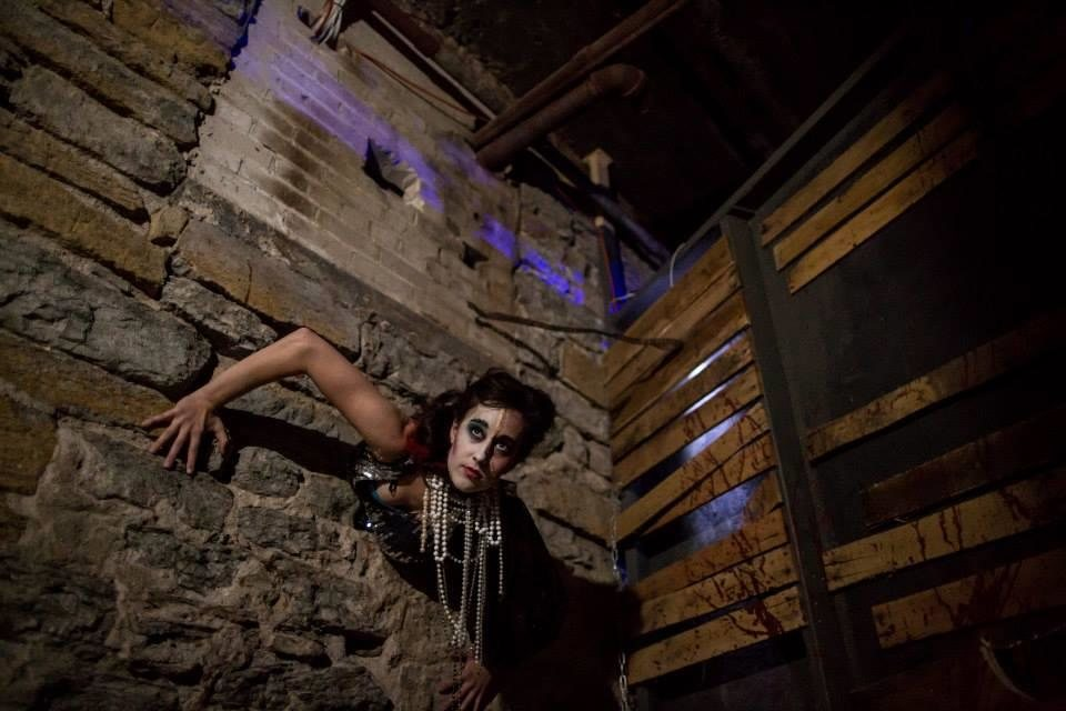 the soap factory 39 s haunted basement in minneapolis mn minneapolis
